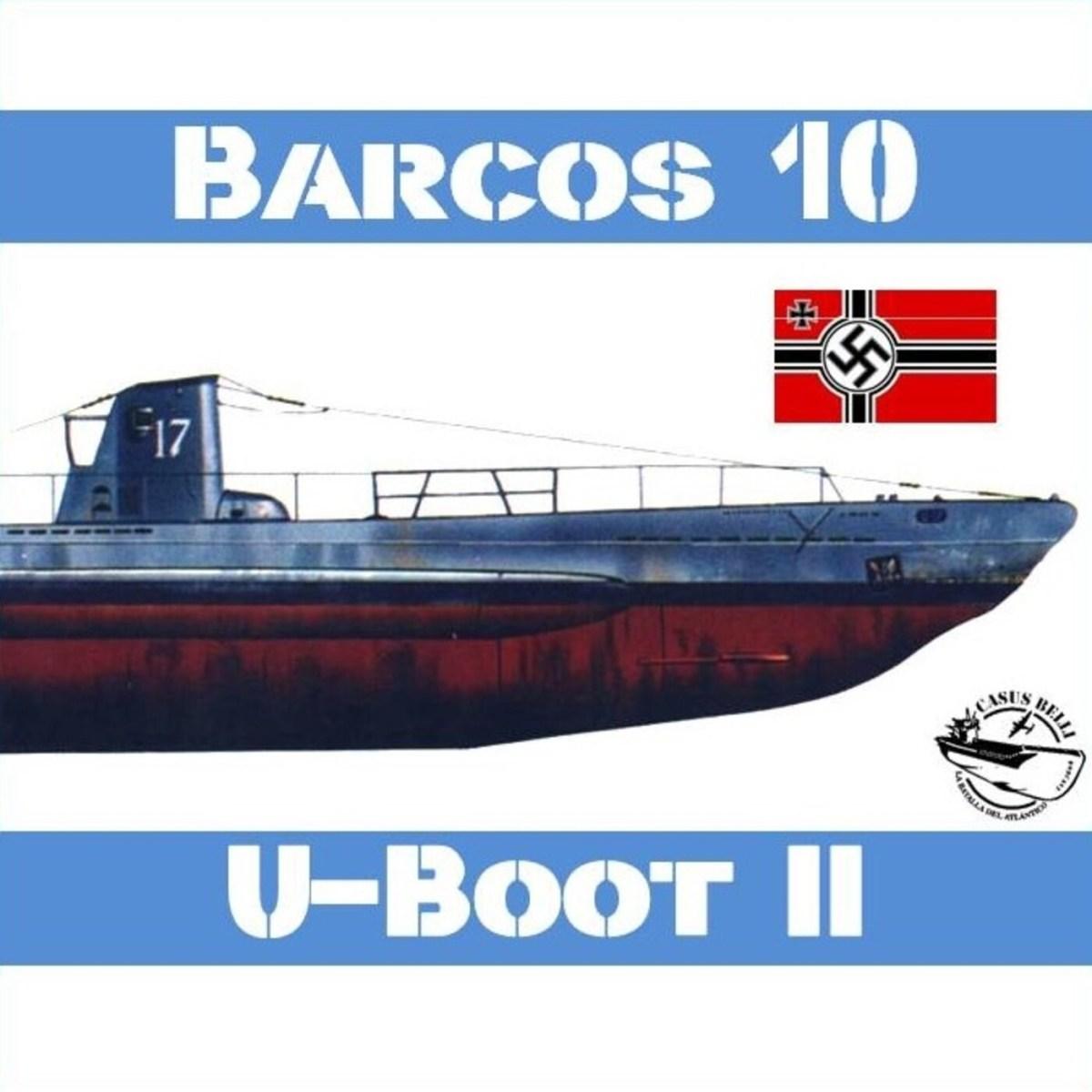 B-10 U-Boot Typ II – Einbäume