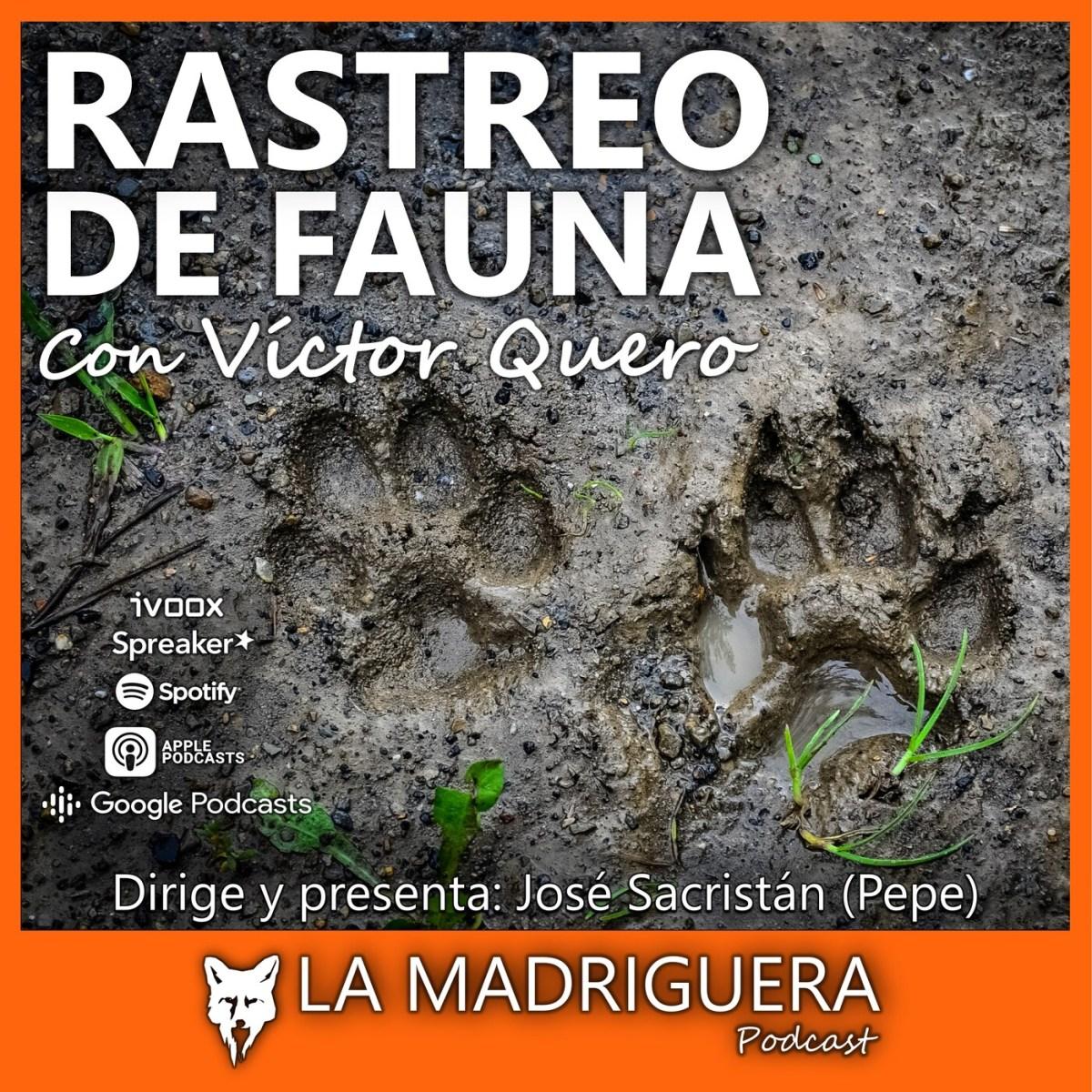 La Madriguera – RASTREO DE FAUNA (01/2021)