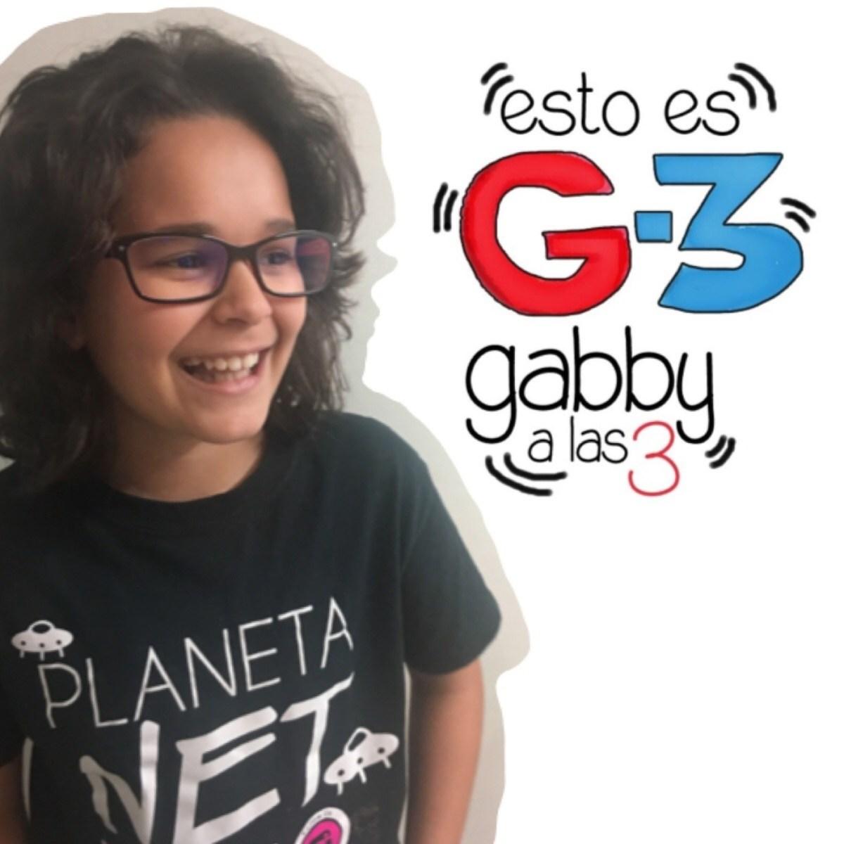 Gabby a las 3