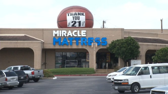 Miracle Mattress Closes Indefinitely After Release Of Twin Tower Ad Woai