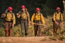 Soldiers Training Wildland Firefighters In Oregon Learn
