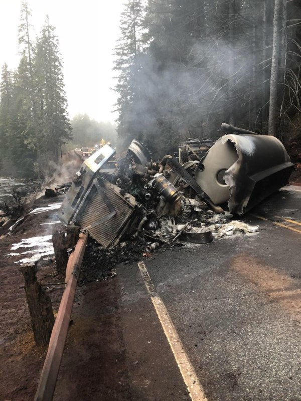 Albany Oregon Hwy 20 Closure - Year of Clean Water