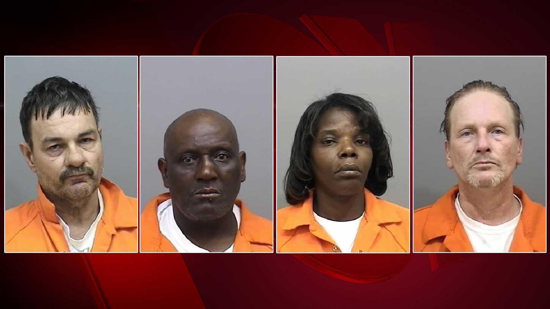 4 charged in Manitowoc Co heroin meth ring  WLUK