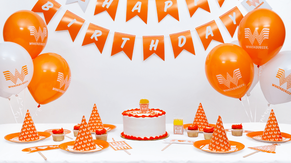 whataburger offering birthday bundle