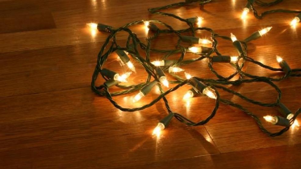 Christmas Light Hooks
