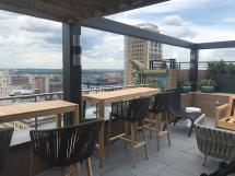 Elyton Birmingham Hotel Rooftop