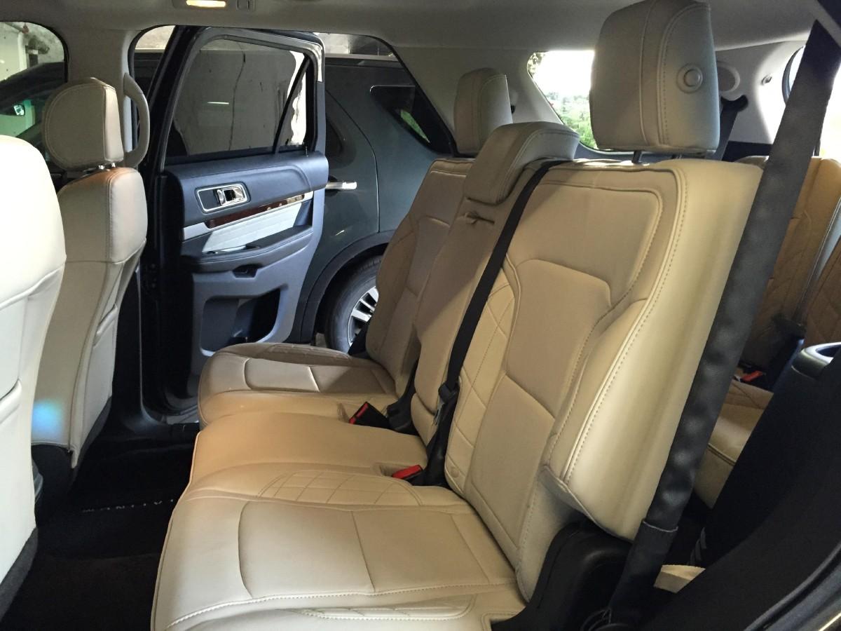 2016 Ford Explorer Platinum Where luxury meets adventure