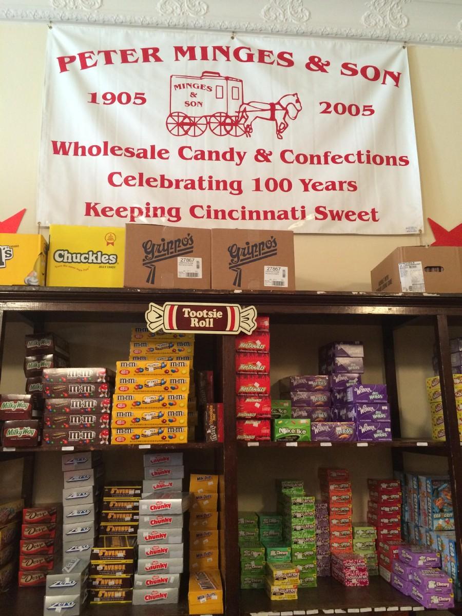 Cincinnati' Oldest Candy Store Cincinnati