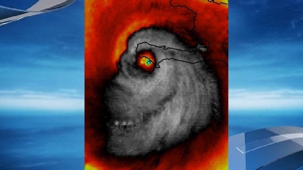 Image result for image of hurricane matthew