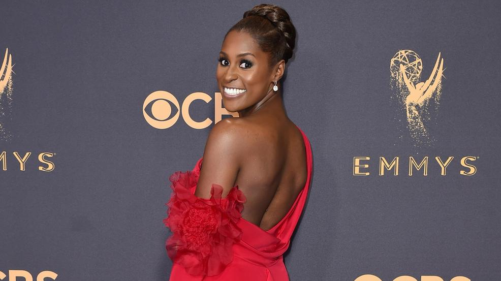 Image result for ISSA RAE EMMYS