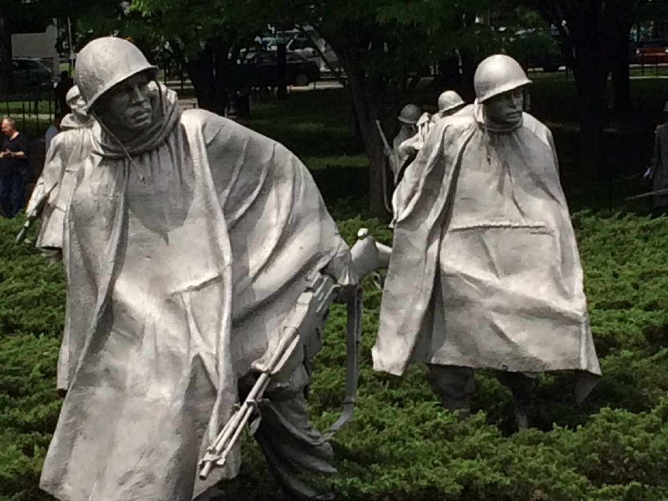 Sculptor Of Korean War Memorial Sol Rss At 93