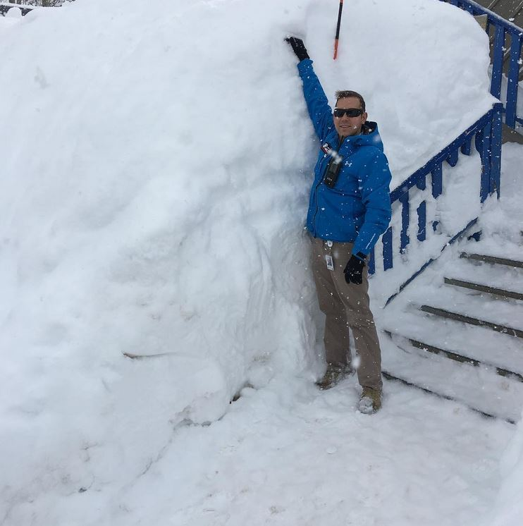 Viewer Submitted Utahs Deep Snow Photos from around the