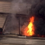 3 arrested in fire that collapsed Atlanta highway overpass