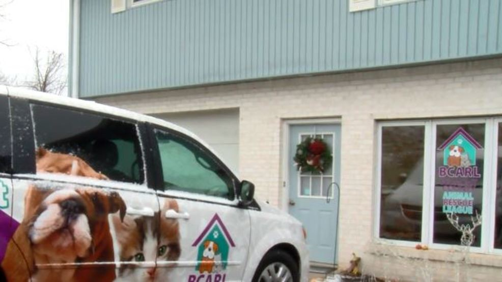 Ribbon cutting held for the Belmont County Animal Rescue League | WTOV