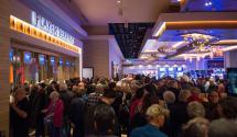 Large Crowds Gather Ilani Casino Grand Opening Katu