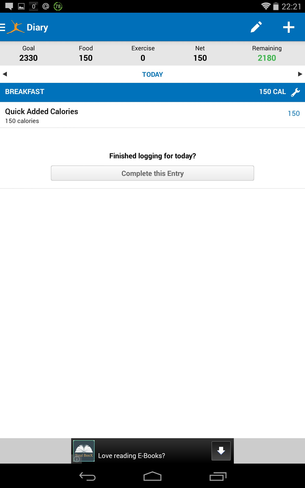 Myfitnesspal Soft For Android Free Download
