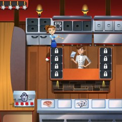 Free Kitchen Games Pegboard Cooking Dash 2016  For Android Download