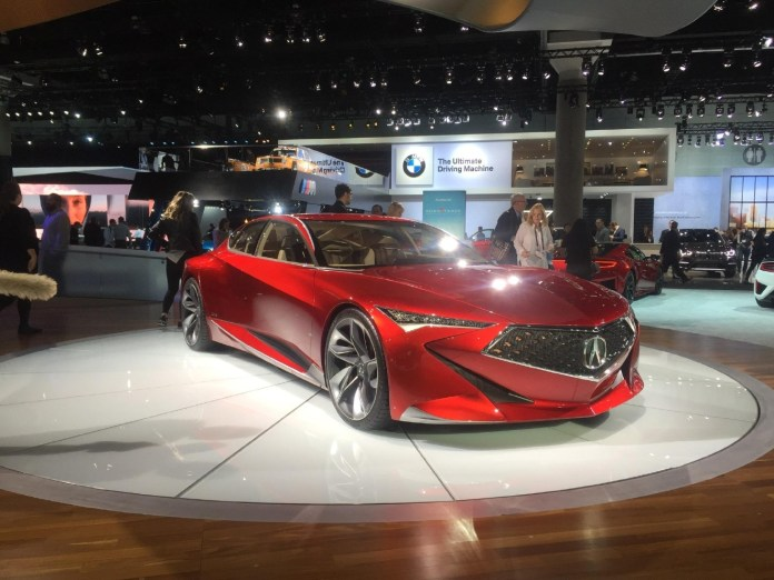 cool cars at the 2016 los angeles auto show | wlos
