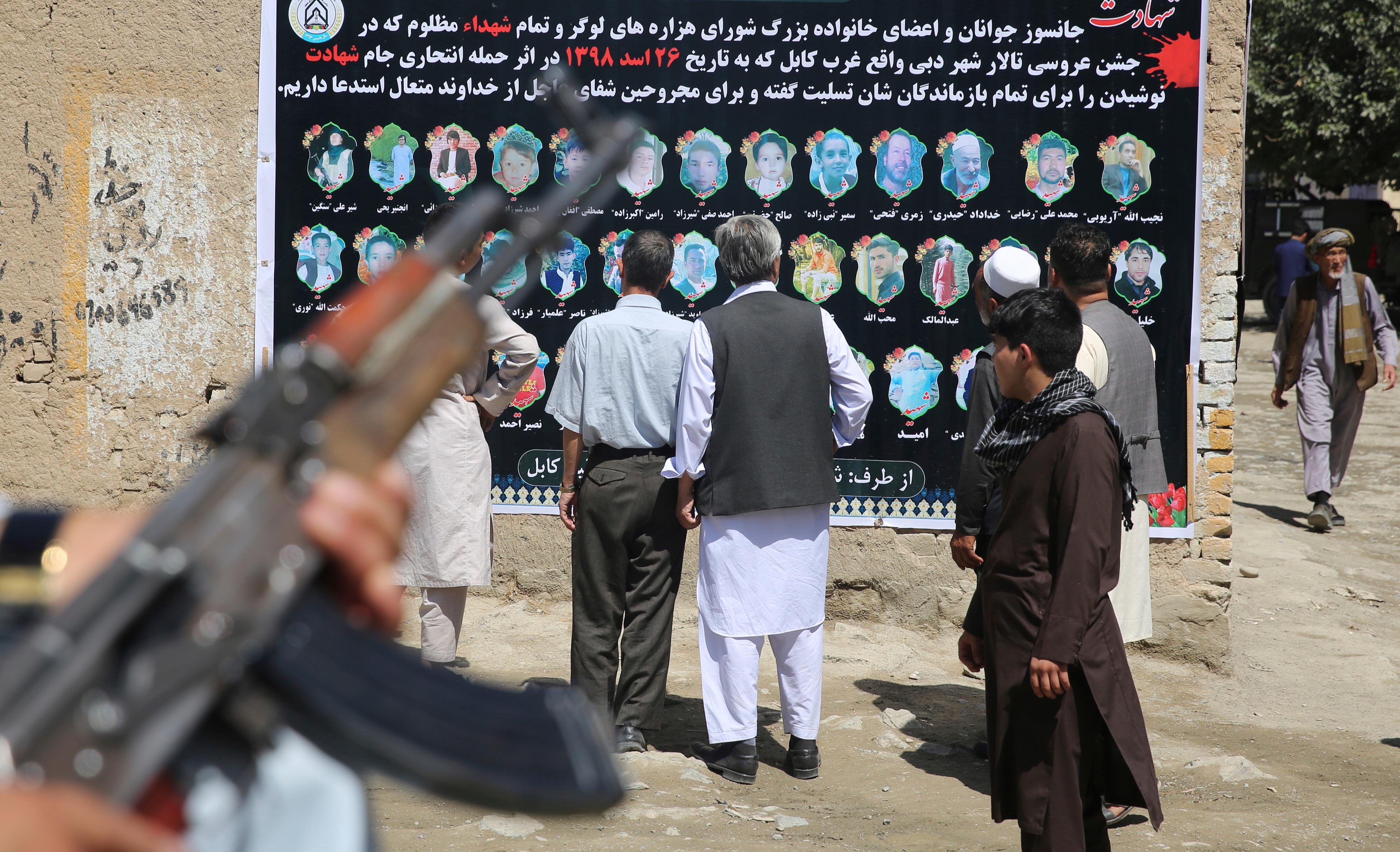 US Envoy To Resume Talks With Taliban On Ending Afghan War KATU