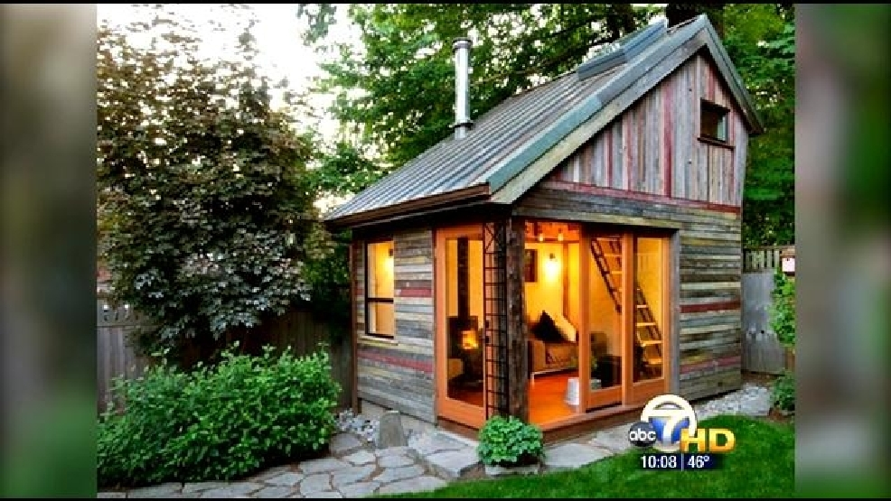 Tiny Homes How Arkansans Are Living Large In Smaller