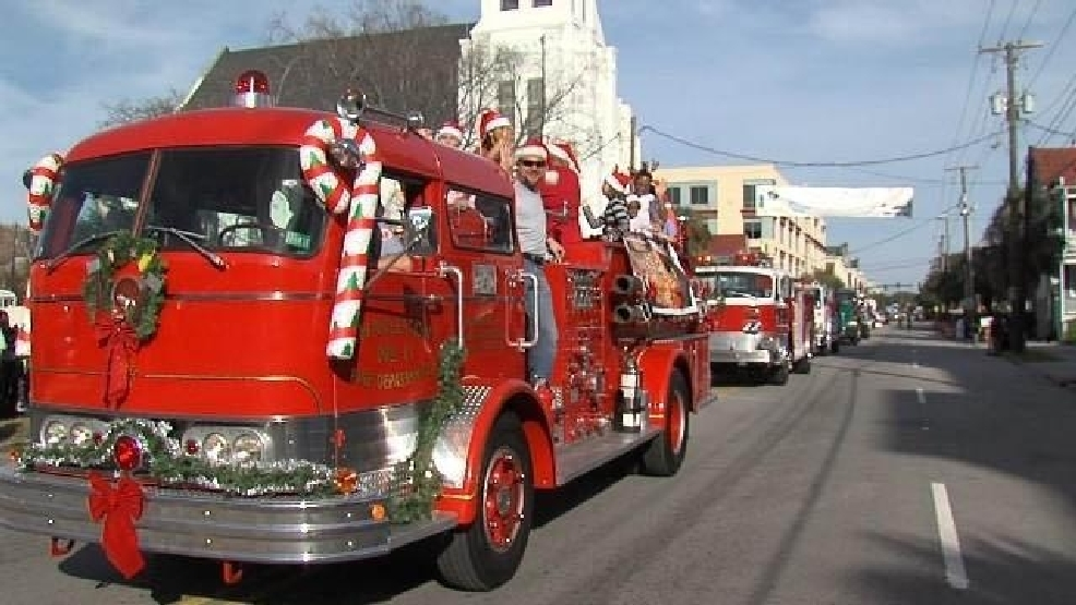 Charleston Holiday Parade Has A New Route Wciv