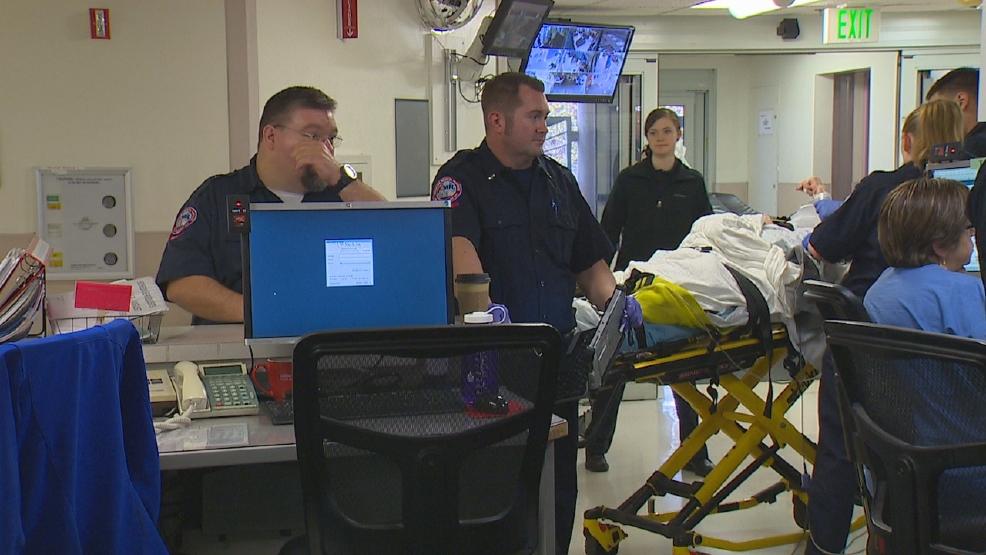 Take a look inside Harborviews level one trauma center  KOMO