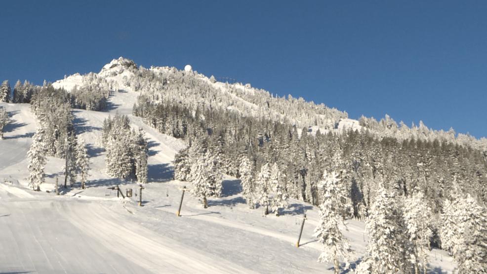 Mt Ashland  Mt Shasta Sharing the Snow  KTVL