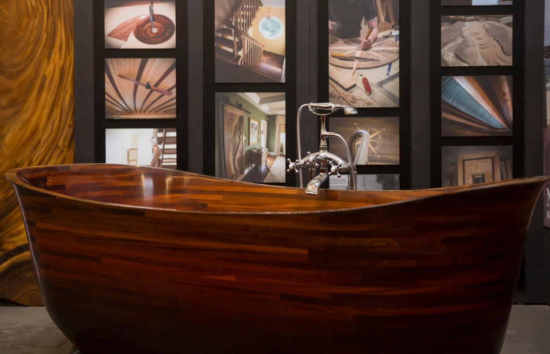 Wooden Bathtub Nk Woodworking