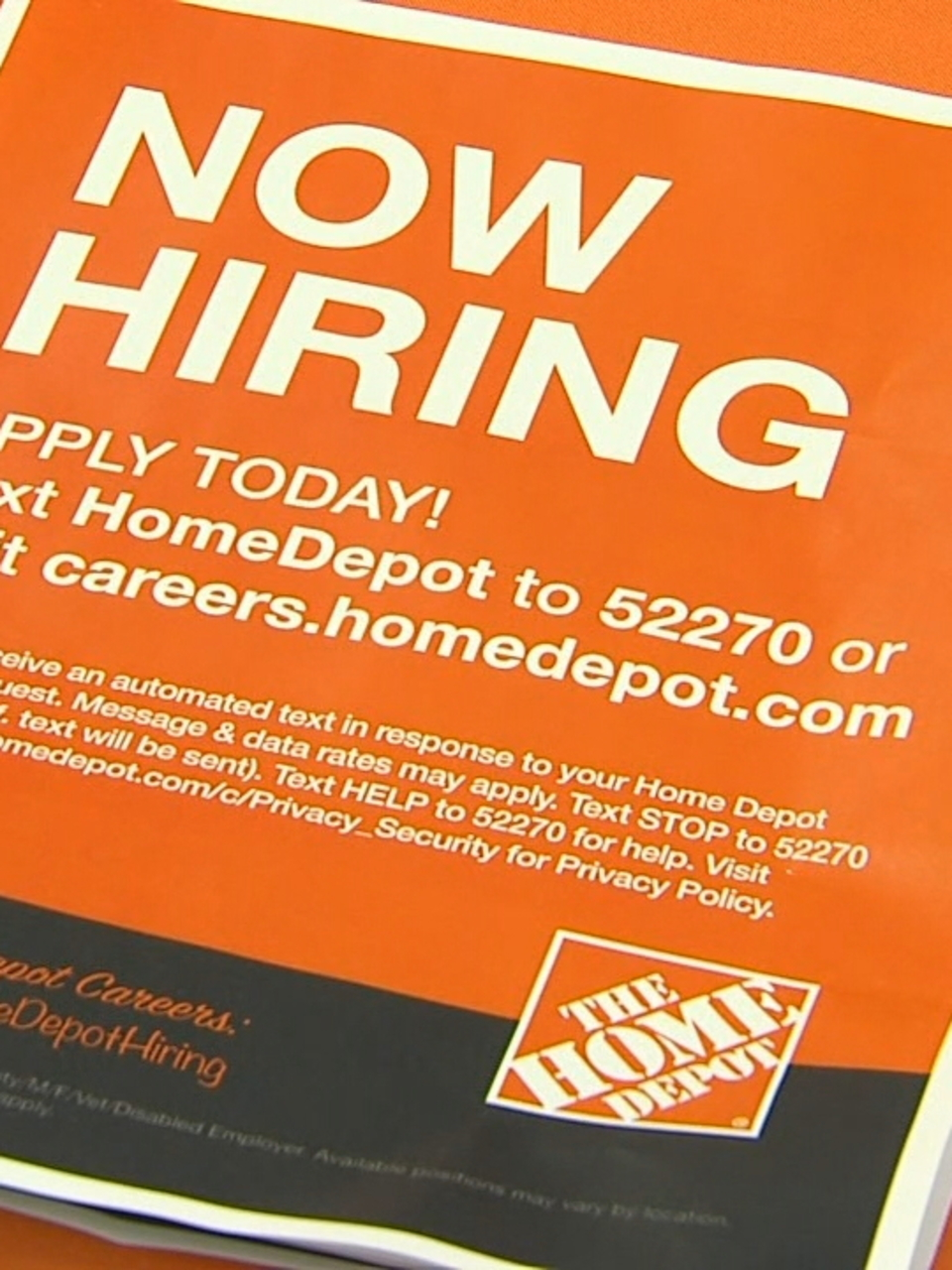 Home Depot Locations Near Me Now : depot, locations, Depot, Holds, Fairs, Thursday,, Looking, Local, Workers