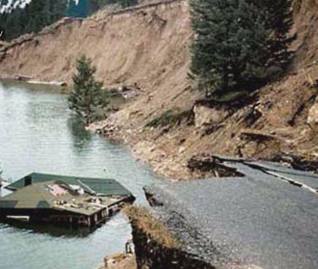 Alaska Earthquake Similar To Past Quakes In Montana