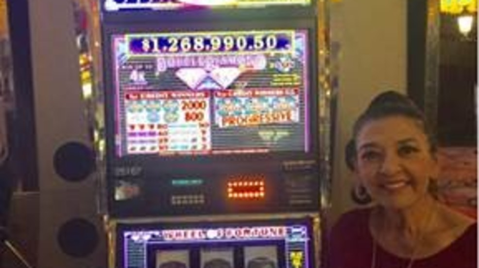 Texas Woman Becomes A Millionaire After Hitting The Jackpot At Paris Las Vegas KSNV