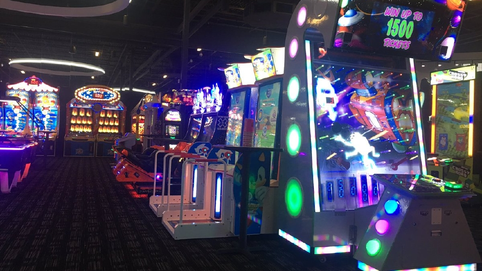 Dave Busters Now Open In Toledo Wnwo