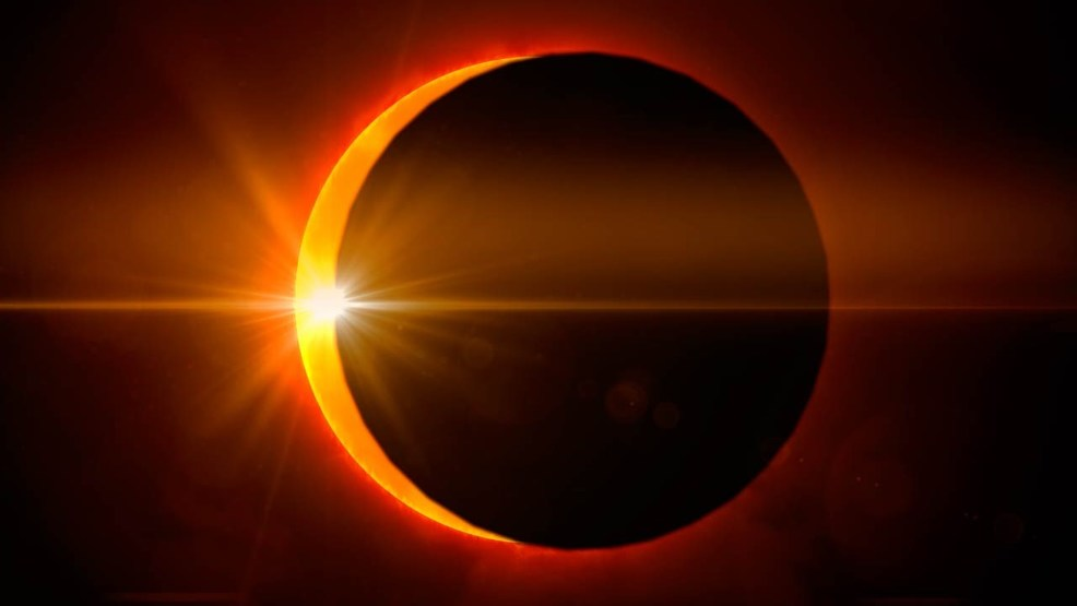 Experts Explain How To View The Solar Eclipse Safely Wset