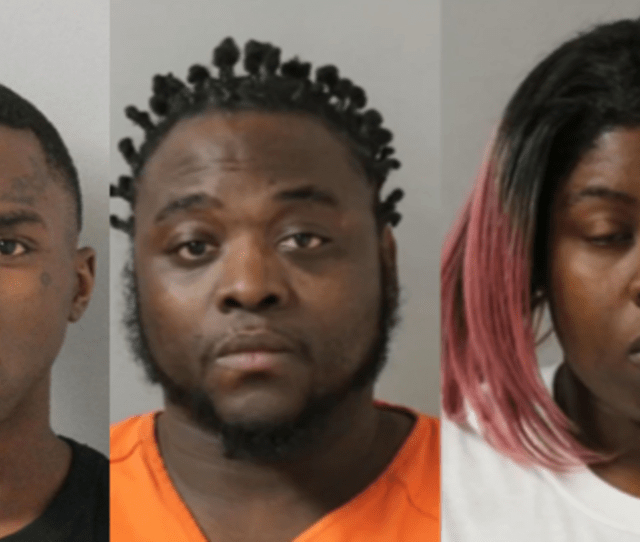 Three People Face Additional Charges In Sex Trafficking Bust At Nashville Hotel