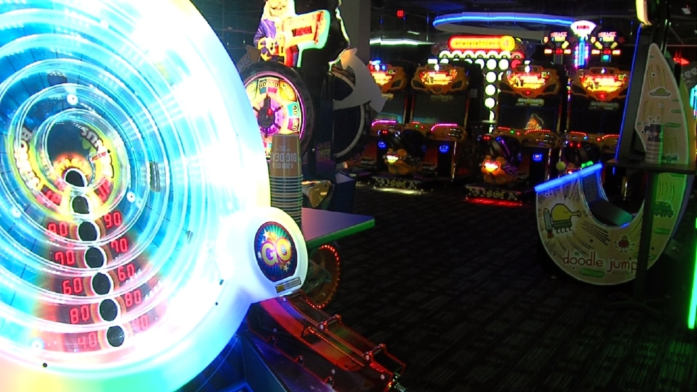 Dave Buster S To Open Next Week Wham