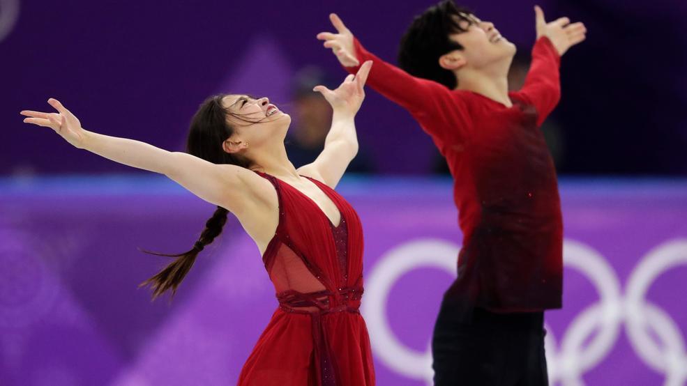 Image result for pyeongchang olympics shibutanis