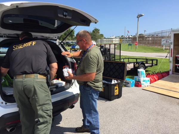 Martin County Sheriff39s Office deploys to Keys WPEC