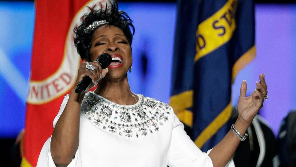 Image result for Gladys Knight Opens Super Bowl 53