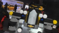 GALLERY: LEGO Batmobile at the Chicago Auto Show | WRGT