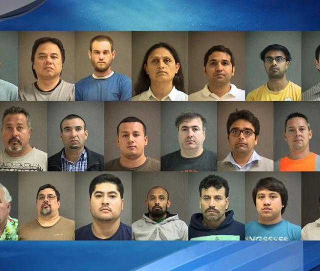 Local Law Enforcement Agencies Arrest 22 Men In Sex Trafficking Prevention Missions