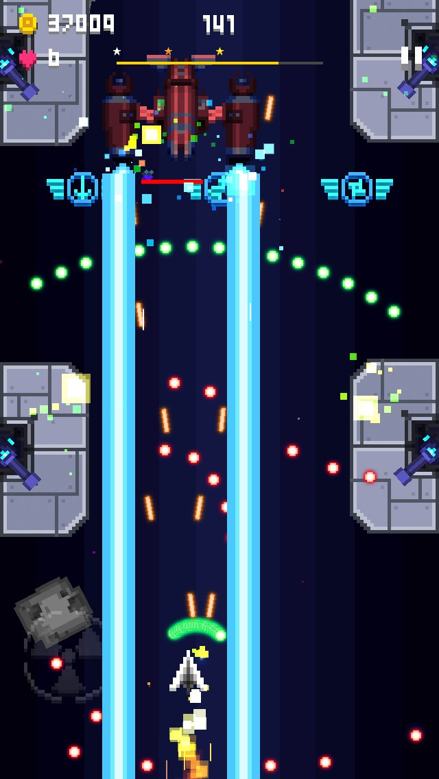 Pixel Craft  Space Shooter  Games for Android 2018