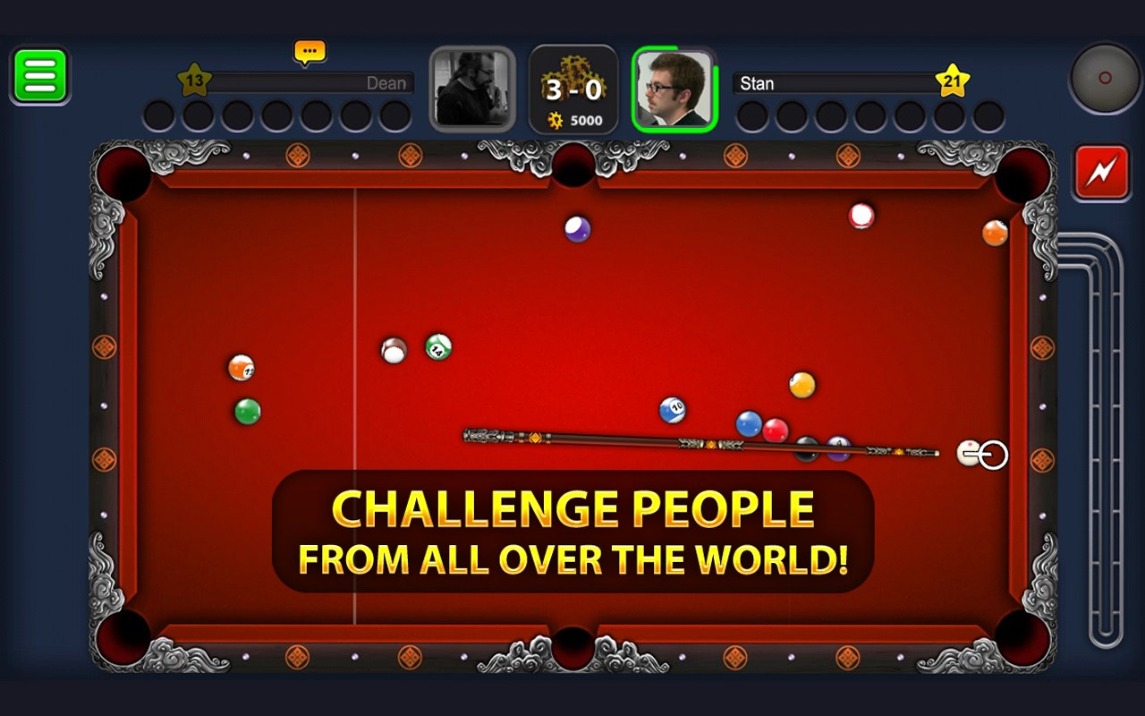 3d Wallpaper Pool Table 8 Ball Pool Giochi Per Android 2018 Scaricare Gratis