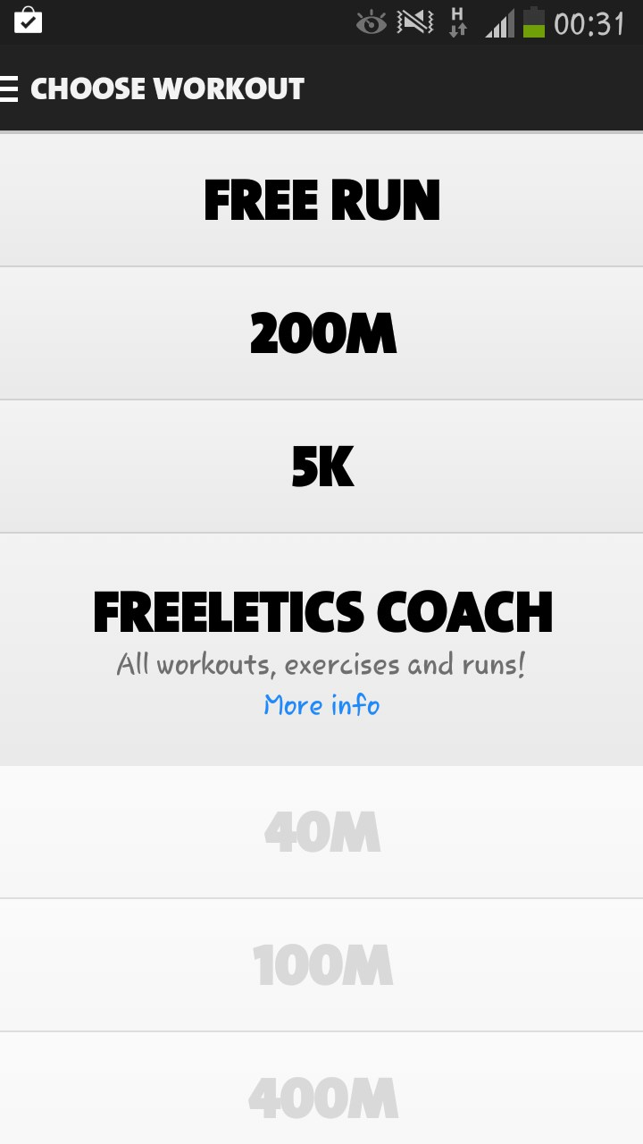 Freeletics Bodyweight – Soft for Android 2018
