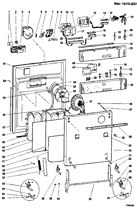 Wiring Diagram For A Hobart Mixer Model M802 Wiring