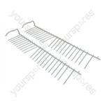Bosch Dishwasher Wire Lower Basket Plate Holder Insert