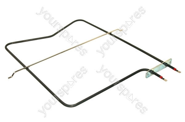 Indesit 800 Watt Oven Grill Element C00117372 by Indesit