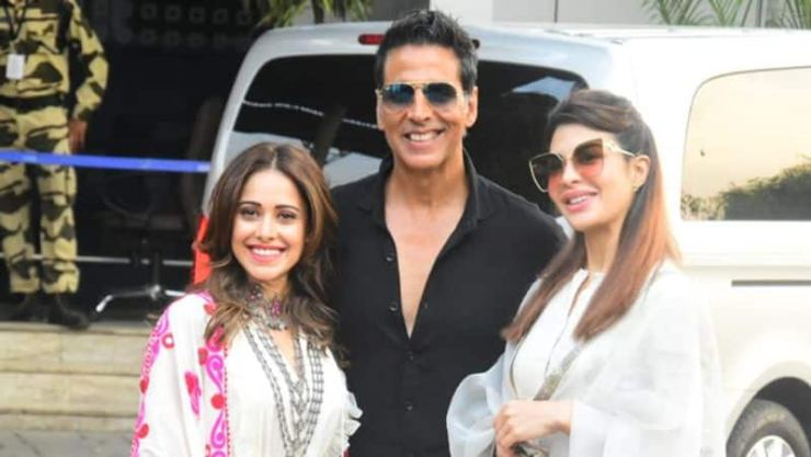 <p>Jacqueline and Akshay have surprised fans multiple times before with their on-screen chemistry and are set to perform together for the fifth time with Ram Setu.</p>