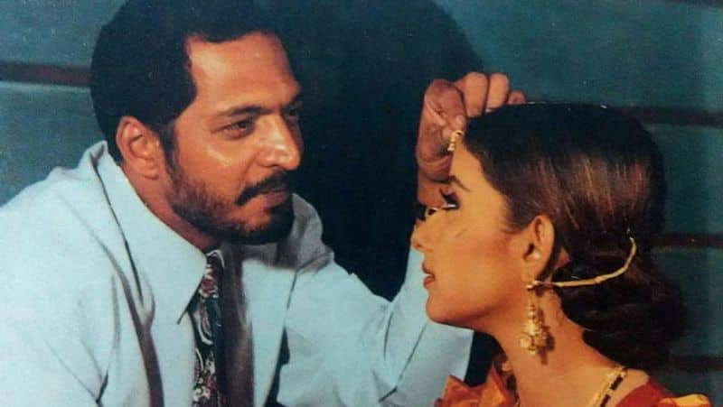 when manisha koirala caught nana patekar and ayesha jhulka in intimate moment than relation come to end here is detail KPJ