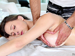 Erotic Ashley Adams Massage With A Great Fuck To Finish
