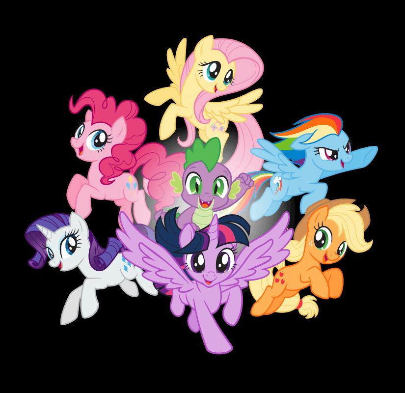 pony dolls games apps